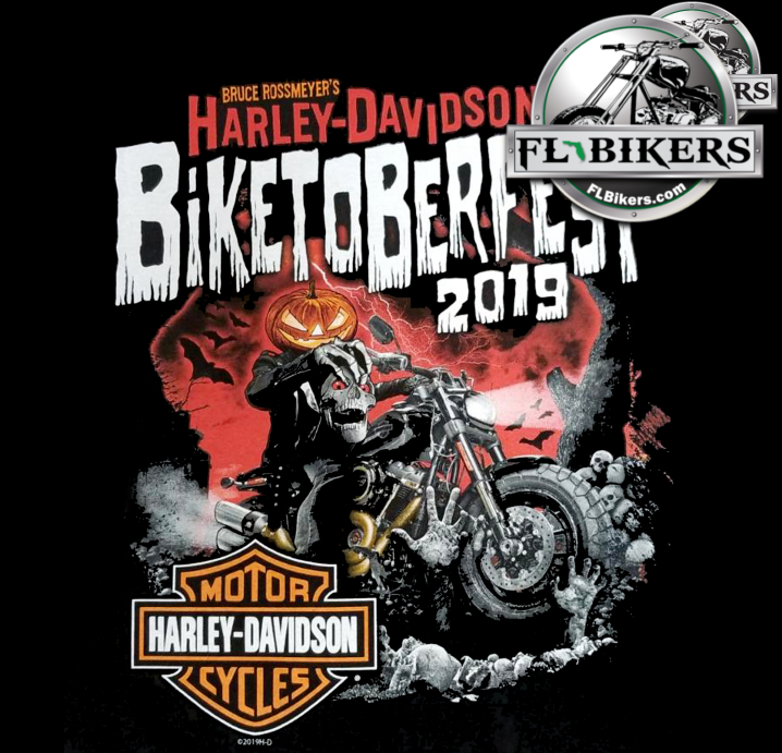 Bruce Rossmeyer's Destination Daytona Is The Place To Spend Biketoberfest 2019!