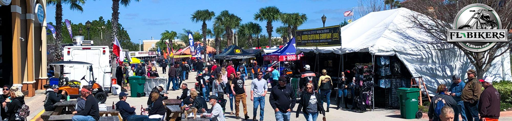 Destination Daytona Bike Week – March 7-8th, 2020