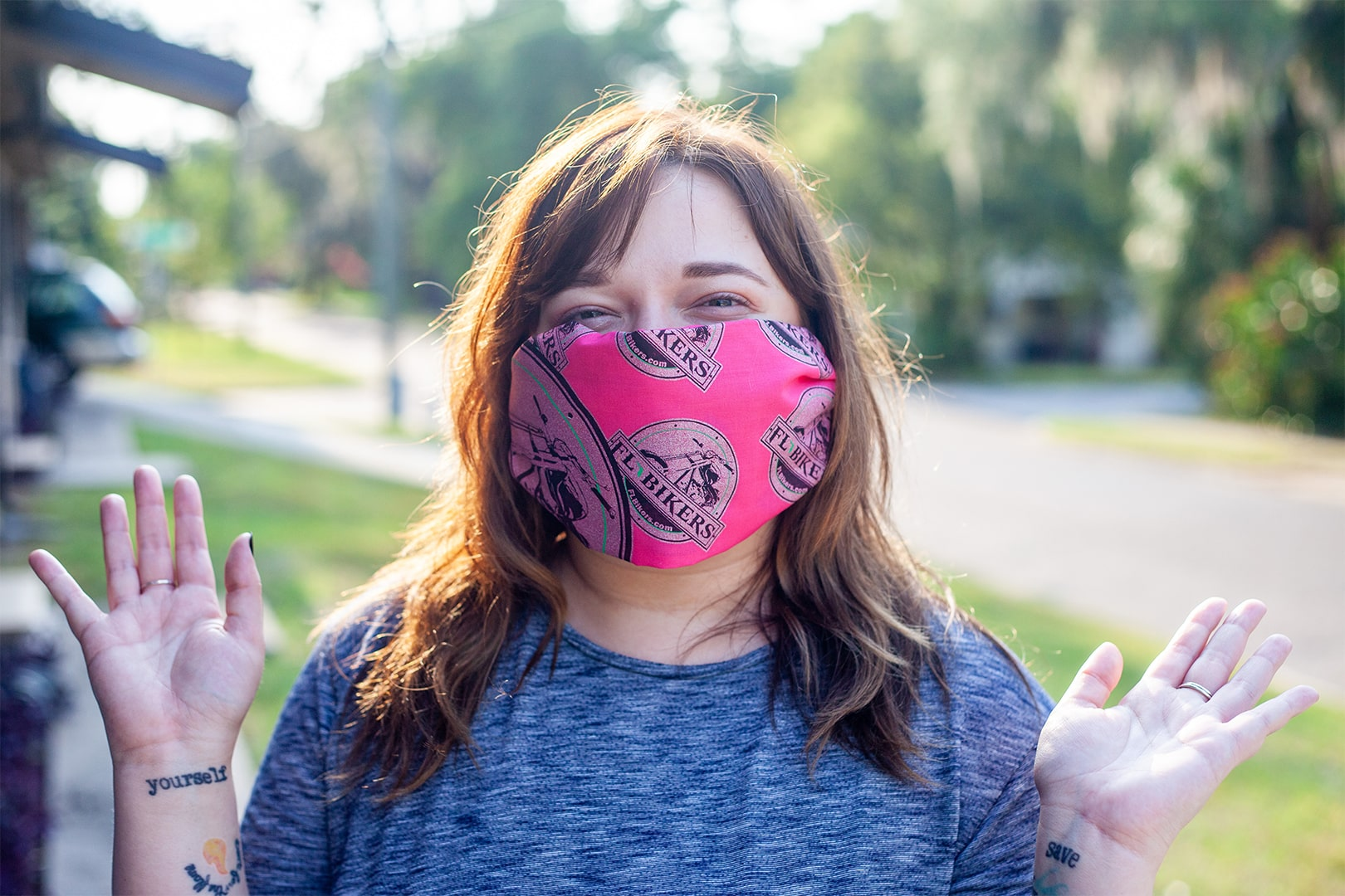 How To: Make a No-Sew Bandana Face Mask