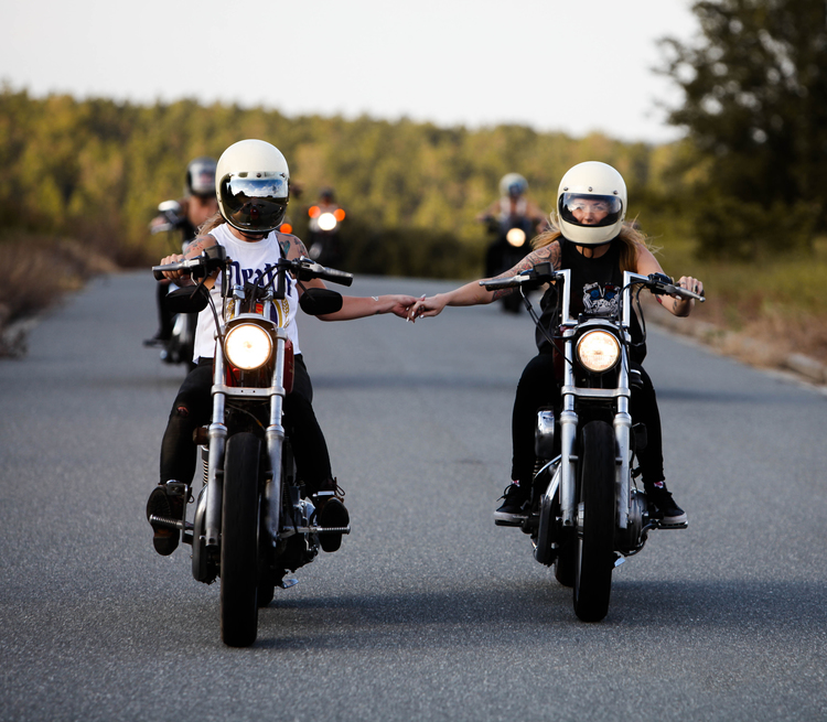 The Iron Lilies, The Future of Women in Motorcycling