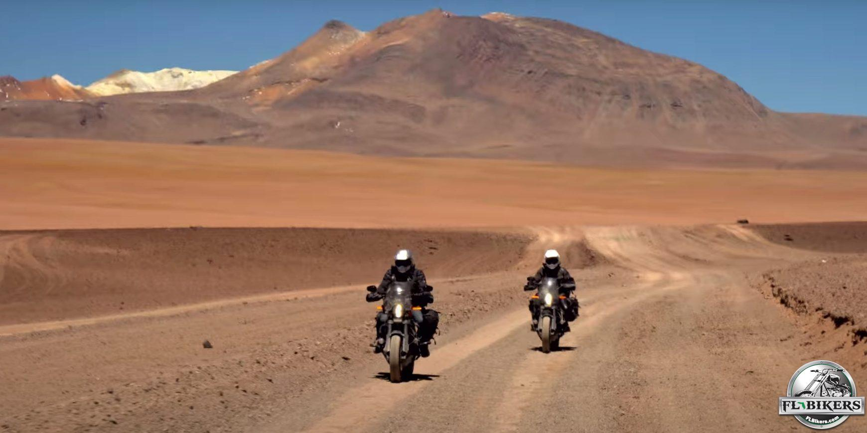Long Way Up: The Series that Proves Harley-Davidson's LiveWire CAN Go the Distance