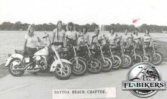 Florida's Own Female-Only Motorcycle Club